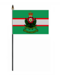 Intelligence Corps Hand Flag - Small.